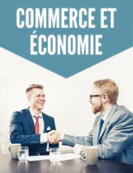Commerce et Economie
