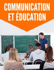 Communication et éducation
