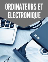 Ordinateurs et électronique